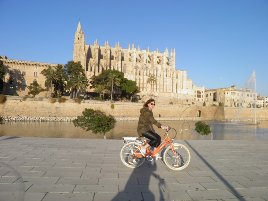 Palma de Mallorca bycicle