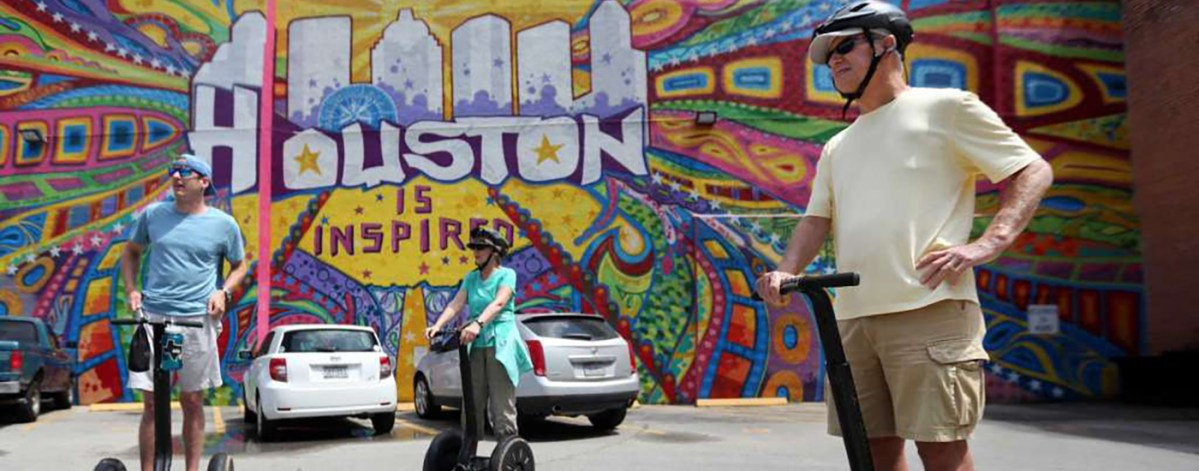 Houston Art Murals