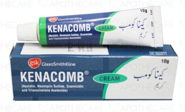 Kenacomb Cream 10g