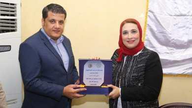 Photo of جامعة عين شمس تكرم مؤسسة صناع الخير لجهودها في محاربة العمى