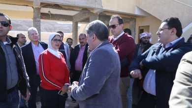 """Photo of وزيرة الصحة تتفقد وحدة صحة أسرة """"وادي تال""""بجنوب سيناء استعداداً للتأمين الشامل"""