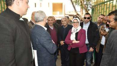 Photo of وزيرة الصحة: تسجيل 460 ألف مواطن بمنظومة التأمين الصحي الشامل الجديد بالاقصر