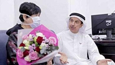 """Photo of الجدة """"ليو يوجيا"""" أول امرأة تشفى من كورونا في الإمارات"""