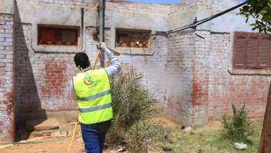 Photo of صناع الخير تنظم حملة لتطهير قرى محافظة أسوان