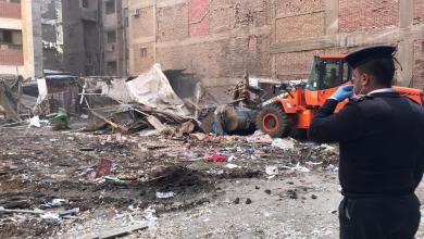 Photo of تطبيقا للآجراءات الاحترازية  الجيزة تزيل أكبر سوق عشوائي بالهرم
