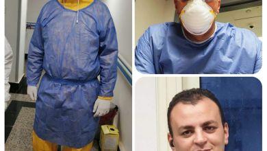 Photo of اصابة نائب مدير مستشفى النجلية بفيروس كورونا