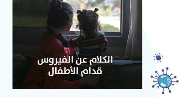 Photo of وزارة الصحة تحذر الأسر من الحديث عن كورونا أمام الأطفال