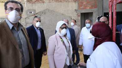 Photo of وزيرة الصحة: تجهيز وتأهيل ٣٤ مستشفى حميات وصدر لتصبح مستشفيات عزل لمصابى كورونا