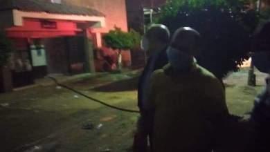 Photo of عاجل..بالصور.. حريق محدود بمستشفى حميات امبابة