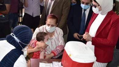 Photo of وزيرة الصحة تطلق المبادرة القومية للتطعيم ضد شلل الاطفال بعد نجاح مصر في الحصول على لقاح(سولك)