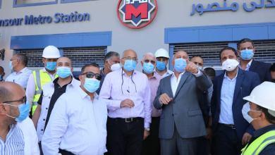Photo of وزير النقل: افتتاح محطات المرحلة 4 بالخط 3 للمترو قبل العيد