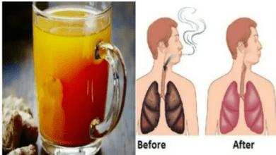 Photo of لو بتدخن بشراهة.. مشروب ينظف الرئة من السموم
