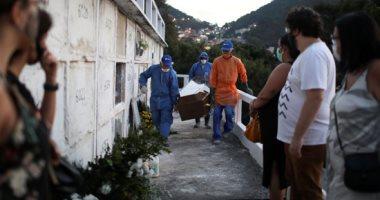 Photo of 25800 إصابة و541 وفاة خلال 24 ساعة في البرازيل