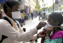 Photo of إصابات فيروس كورونا فى الهند تقترب من 6 مليون اصابة