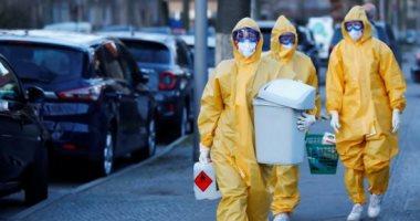 Photo of تسجيل 2467 إصابة جديدة بكورونا والإجمالى 325331 في ألمانيا