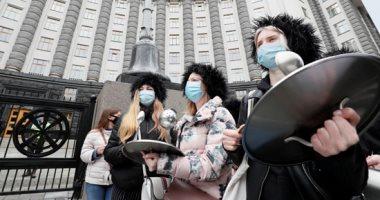 Photo of تسجيل 11787 إصابة جديدة بكورونا في رقم قياسي جديد بأوكرانيا