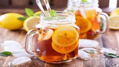 Photo of فوائد صحية للشاي المثلج