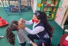 Photo of الصحة : تطعيم 8 ملايين طفل خلال اليوم الأول للحملة القومية للتطعيم ضد مرض شلل الأطفال