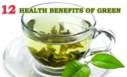 Green Tea Ke Fayde, Health Benefits of Green Tea