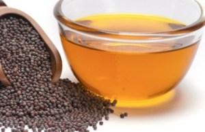 Mustard Oil in Hindi