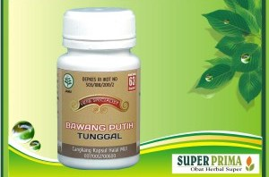 Obat Herbal Bawang Putih Tunggal