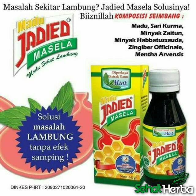 madu jadied marsela