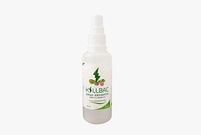 Killbac Wound Irrigation Solution dapat berperan sebagai antiseptik lembut untuk merawat luka