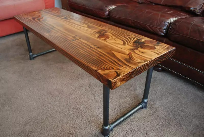 25 awesome diy pipe table ideas and