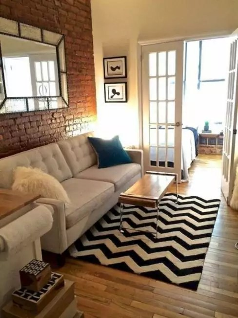 25+ Cozy Apartment Decorating on Budget for Small ... on Apartment Decor Ideas On A Budget  id=45471