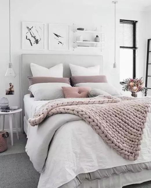 25+ Fascinating Teenage Girl Bedroom Ideas with Beautiful ... on Comfy Bedroom  id=50813