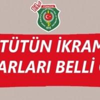 2019 YILI  TÜTÜN  İKRAMİYESİ MİKTARLARI BELLİ  OLDU.