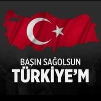 Başın Sağolsun Türkiyem.