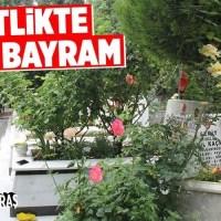 Kahramanmaraş Şeyhadil Mezarlığı'nda bulunan şehitlik, şehit yakınlarının akınına uğradı.