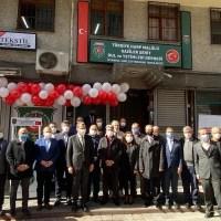 İstanbul Zeytinburnu  Temsilciliği Açılmıştır.