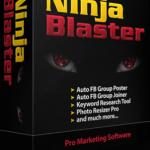 Ninja Blaster Crack 2022 + Serial Key Full Latest Program Setup
