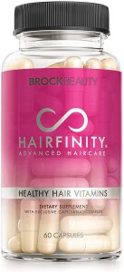 فيتامين هيرفينيتي لتساقط الشعر