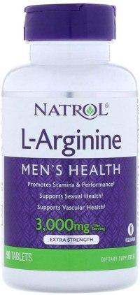 أقراص ناترول ال- أرجنينين افضل علاج للانتصاب
