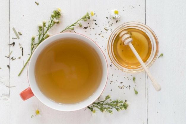 الشاي الأخضر علاج ضعف الانتصاب بالاعشاب والعسل