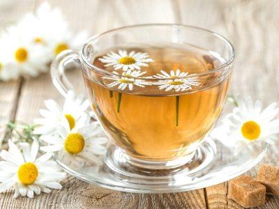 فوائد شاي البابونج للتنحيف