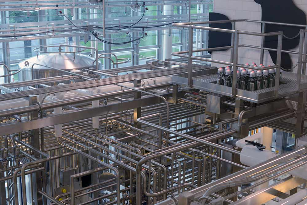 Cornell University Dairy Plant