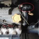 スバルサンバーのエンスト修理!定番のカムポジションセンサー交換