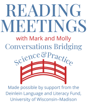 Reading Meetings graphic funding