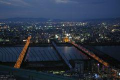 Oosaka Skyline