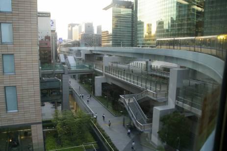 3D-Tokyo Shiodome