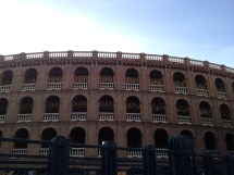 Alte Stierkampfarena in Valencia.