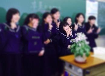 広瀬すず 中学