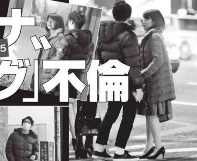 田中萌アナと加藤泰平アナ