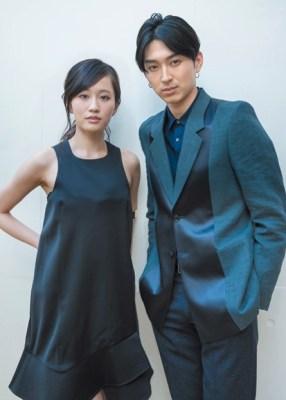 前田敦子と松田翔太