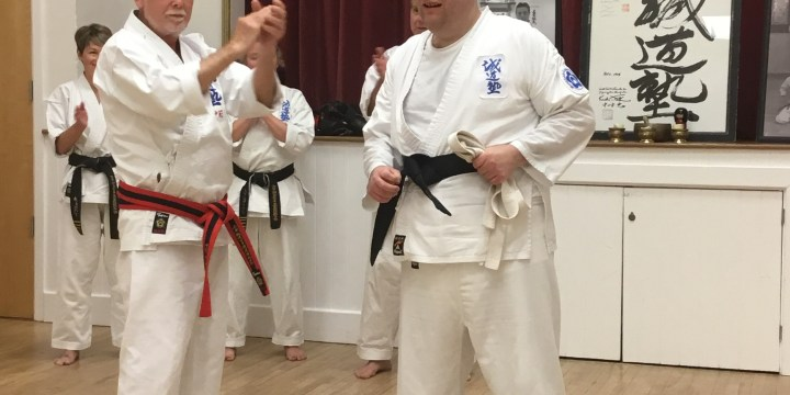 The Path to Black Belt