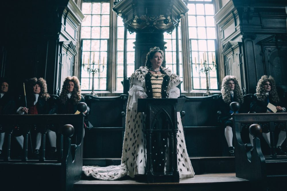英国王室,女王陛下のお気に入り,王室騒動